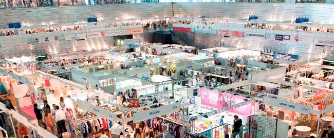 Ferias y eventos relacionados con moda infantil