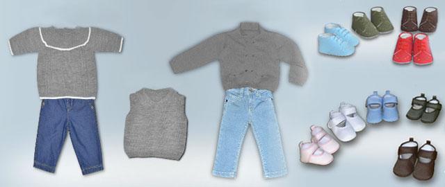 colecciones ropa para vuelta cole otoño invierno
