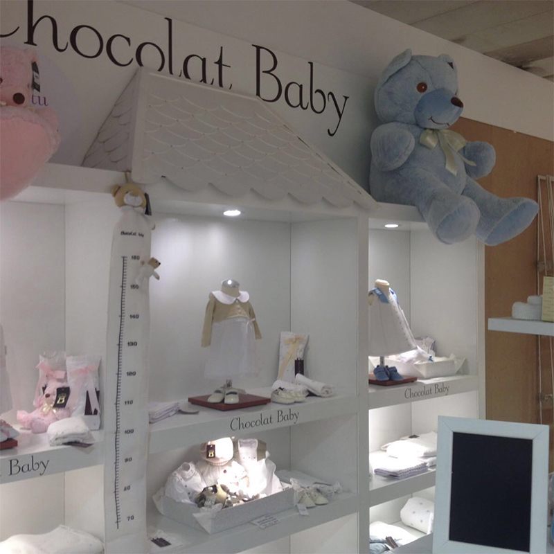 chcolat baby el corte ingles malaga