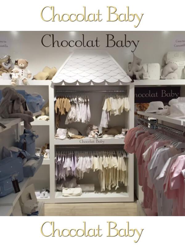 Tienda chocolat baby el corte ingles sevilla