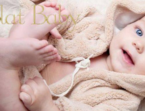 Recomendaciones para la estimulación de los sentidos en el bebé
