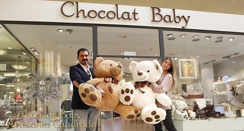imagen inicio Artesania Cuadrado y chocolat baby