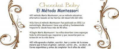 método educativo Montessori